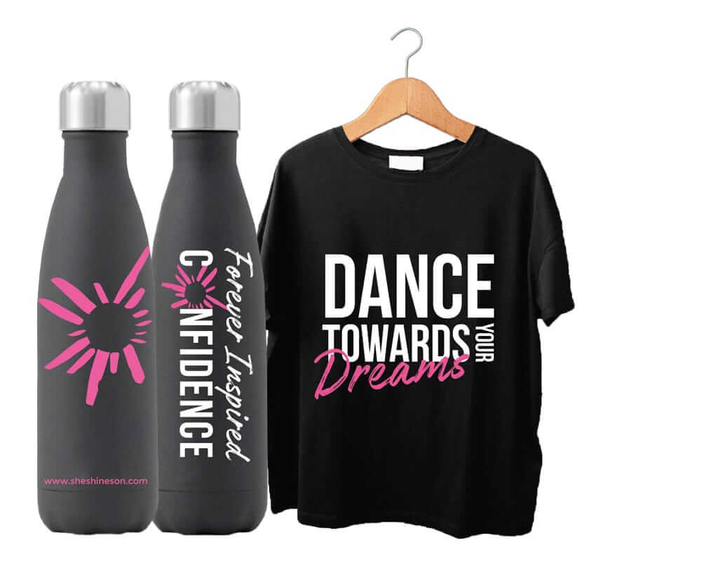 1 Web Page waterbottle and shirt PIC