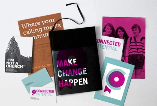branding agency print design cp