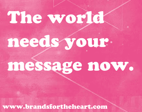 message - rebranding your business