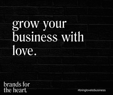 square - grow your business with love - branding expert vancouver branding designer