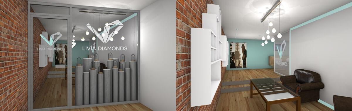 livia environmental design interiors