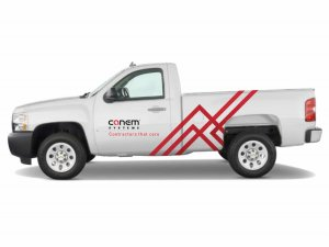 Canem Truck With Decals